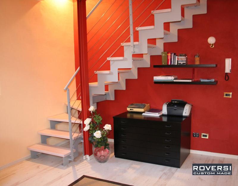 Scale da interni in muratura modern living at its finest - Scale in muratura da interni ...