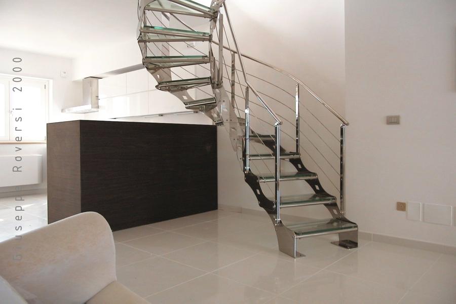 Evoluzione e tendenze di design nelle scale interne il blog di roversi scale - Immagini di scale interne ...