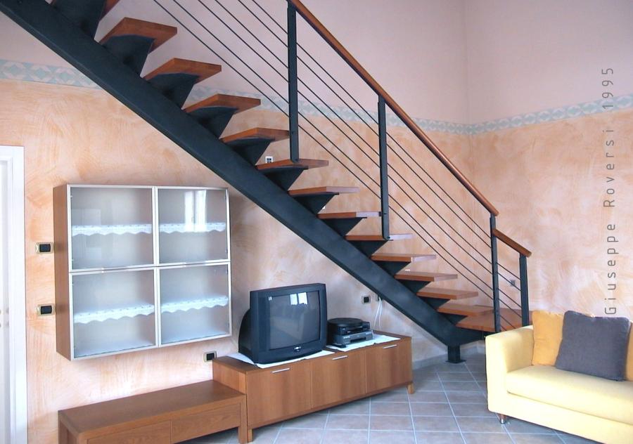 Evoluzione e tendenze di design nelle scale interne il blog di roversi scale - Progetto scale interne ...
