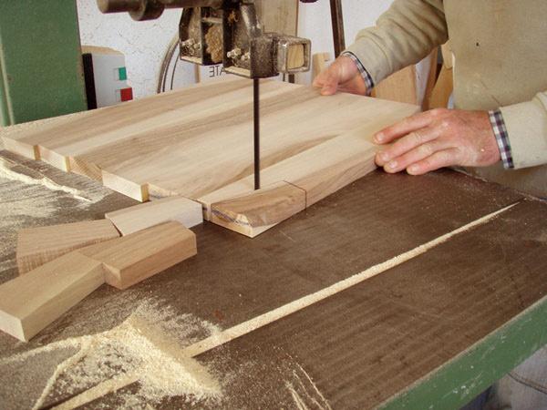Falegnameria il blog di roversi scale for Costruire una scala in legno per soppalco